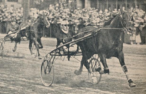 Double King vinder Københavns Sommer-Handicap 1924